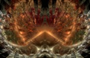 Gods Digital Art - Sol Invictus by NirvanaBlues