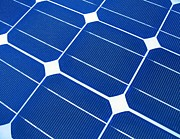Grid Photos - Solar Panels Macro by Yali Shi
