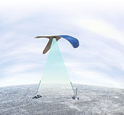 Polymer Art - Solar-powered Flapping Wing by Henning Dalhoff