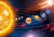 Solar System Planets Print by Jose Antonio PeÑas