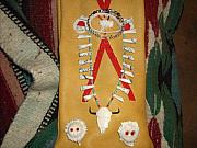 Buffalo Jewelry - SOLD   Buffalo Totem Necklace by White Buffalo