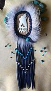 Medicine Bags Jewelry - SOLD Bear-Coyote Medicine by White Buffalo