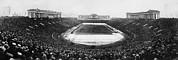 Soldier Field Prints - Soldier Field, Chicago, Illinois, Circa Print by Everett