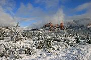 Sedona Framed Prints - Soldier Pass Morning Framed Print by Gary Kaylor