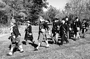 Soldiers March Black And White IIi Print by LeeAnn McLaneGoetz McLaneGoetzStudioLLCcom