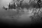 Solitude In Central Park Print by Jeff Burgess