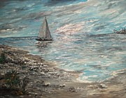 Rhonda Clapprood - Solitude Sail for Shells