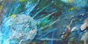 Serenity Prayer Paintings - Solstice 11 by Bebe Brookman