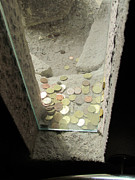 Us Propaganda Photos - Some Coins Sagrada Familia by Yuki Komura