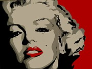 Film Prints - Some Like it Hot Print by Nickie Mantlo