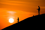 Kid Photo Originals - Son catch the Sun by Okan YILMAZ