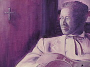 Sheila Gunter - Son House Purple Hues