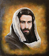 Son Of God Print by Jan Camerone
