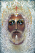 Religious Artist Paintings - Son of God by Vicki Thomas