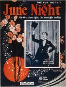1924 Photos - Songsheet: June Night 1924 by Granger