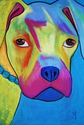 Friendly Pastels - Sonny Blu by Melinda Etzold