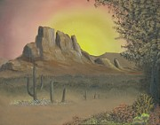 Aaron Thomas - Sonoran Sunrise