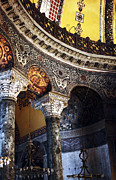 Byzantine Photos - Sophia Balcony by John Rizzuto