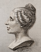 Sophie Prints - Sophie Germain (1776- 1831), Print by Sheila Terry