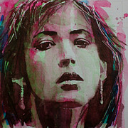 Icon  Paintings - Sophie by Paul Lovering