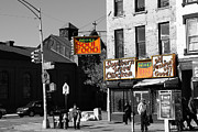 Harlem Prints - Soul Food 2 Print by Andrew Fare