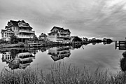 Obx Framed Prints - Sounds Like A Storm Framed Print by Adam Jewell