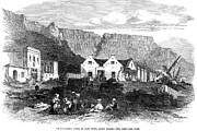Washtub Prints - South Africa: Boers, 1864 Print by Granger