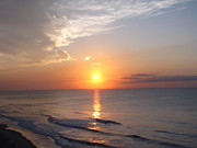 Shane Brumfield Art - South Carolina Sunrise by Shane Brumfield