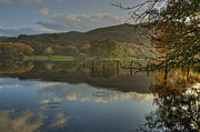 Coniston Art - South Coniston by Alex Bradley