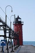 Jim Vansant - South Haven Lighthouse