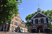 South Philadelphia Prints - South Street Headhouse Print by Andrew Dinh