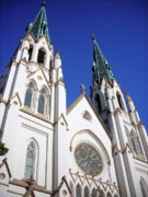 Michael Mckenzie Metal Prints - Southern Church Metal Print by Michael McKenzie