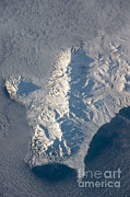 From Above Photos - Southern Paramushir Island, Kuril by NASA/Science Source
