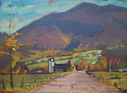 Vermont Autumn Originals - Southern Vermont by Len Stomski