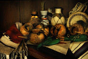 Tribal Art Photos - Southwest Art - Still Life by Thomas Schoeller
