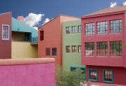 Tucson Originals - Southwest Colors by Elvira Butler