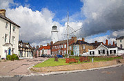 Towns Digital Art - Southwold by Ian Merton
