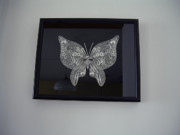 Hand Made Jewelry - Souvenir Butterfly by Atelje Borej