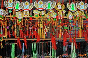 Variation Art - Souvenirs shop at Perfume Pagoda near Hanoi by Sami Sarkis
