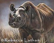 Rebecca Latham - Sovereign - Black Rhino