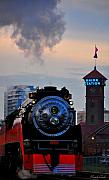Union Station Metal Prints - Sp 4449 - 3 Metal Print by Noah Cole
