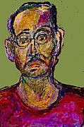 Self-portrait Mixed Media - Sp200508 by Noredin Morgan