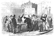 Spain: Abolitionists, 1869 Print by Granger