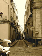 Spain Streets Print by Carly Athan