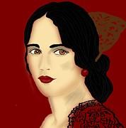 Kate Farrant - Spanish Lady 3