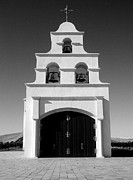 Inspire Metal Prints - Spanish Mission Front Metal Print by Matt Hanson