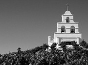 Inspire Metal Prints - Spanish Mission in the Vineyards II Metal Print by Matt Hanson
