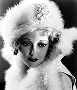 Fur Hat Posters - Speak Easily, Thelma Todd, 1932 Poster by Everett
