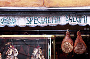 Food Store Photos - Specialita Salumi by John Rizzuto