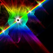 Dust Digital Art - Spectrum by Svetlana Sewell